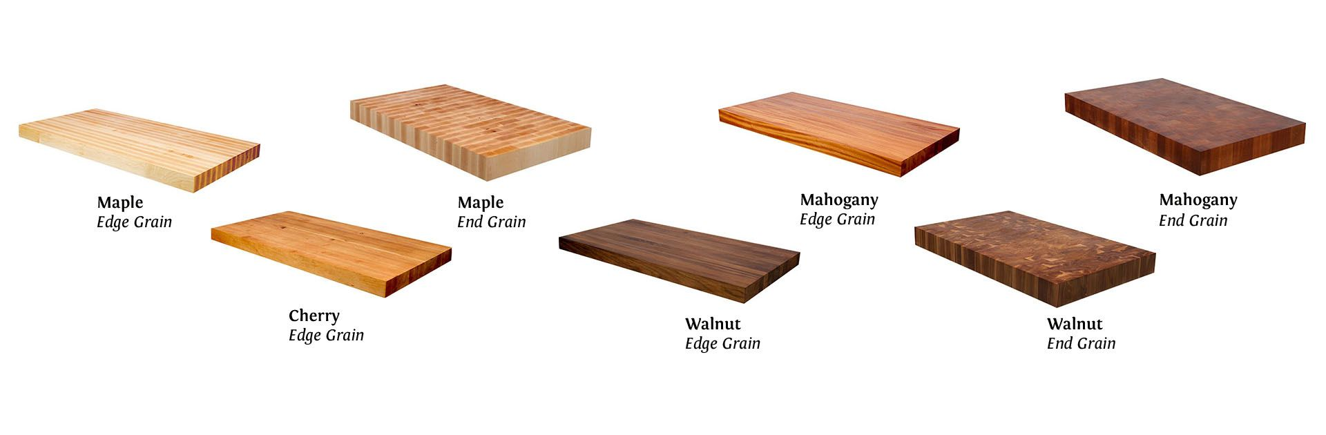 There Are Many Different Types Of Wood Counter Tops To