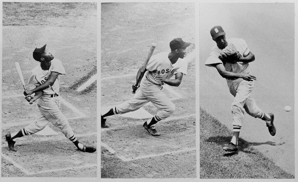 Why The Red Sox Gave Jackie Robinson A Tryout Before He Joined The Dodgers First Black Baseball Player Red Sox Boston Red Sox