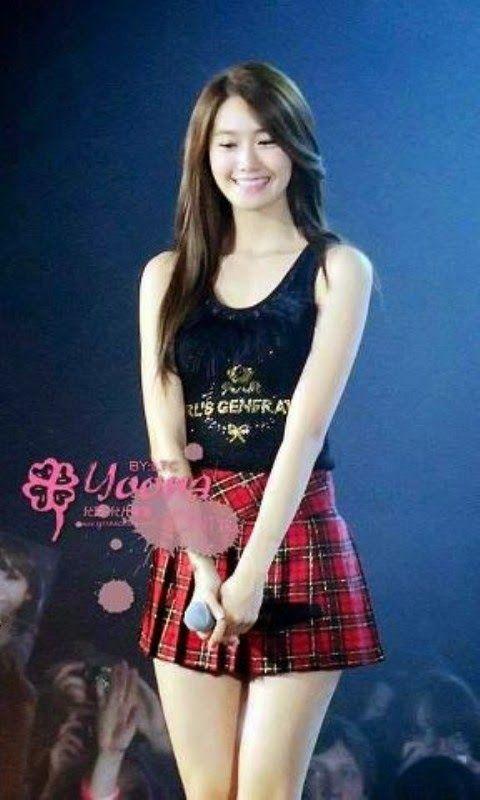 Im Yoon Ah Wallpaper Yoona Kpop Girls Beautiful Girl Lyrics