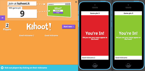 Kahoot it gets even better! How to: