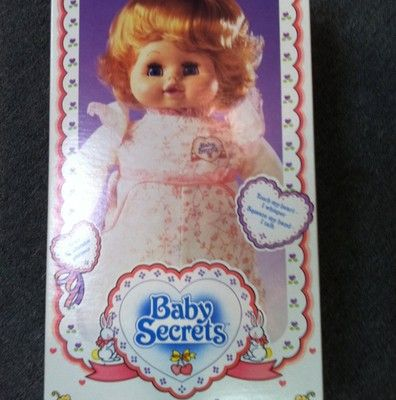 Baby Secrets Doll Apparently Should Have Kept Her