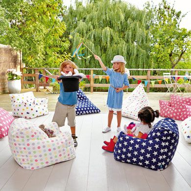 Gltc Bean Bag Chair For Kids These Gorgeous Bean Bags Are Squidgy But Designed To Make Them Easy For Y Bean Bag Chair Bean Bag Chair Kids Childrens Bean Bags