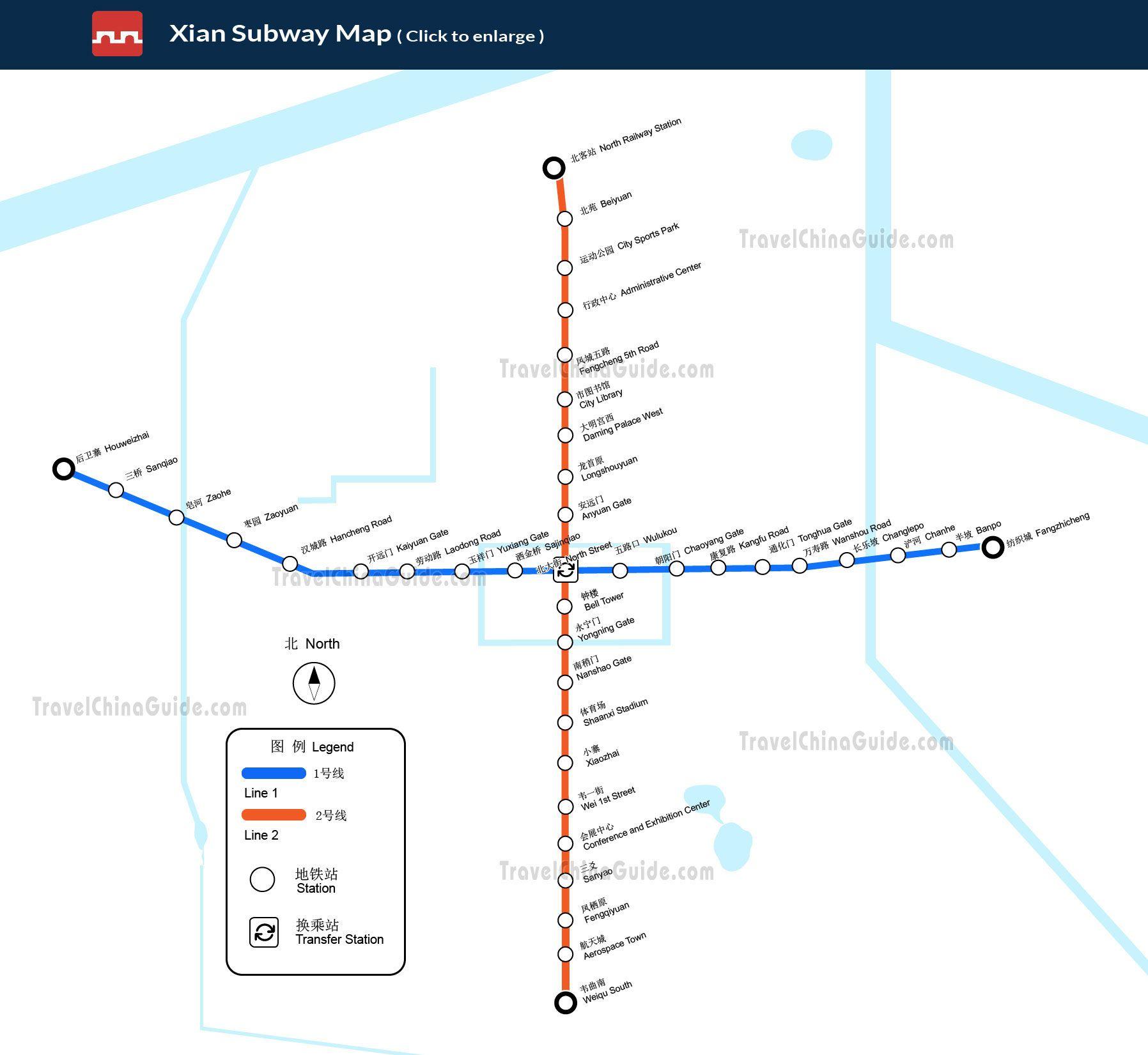 Xian Subway Map.Xi An Subway Map Holiday Documents Subway Map Diagram Chart