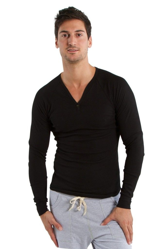Find great deals on eBay for mens thermal long sleeve v-neck shirts. Shop with confidence.