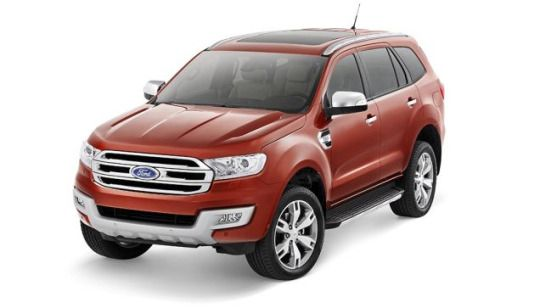 Top Upcoming Cars In India From Ford Motors Ford Endeavour Ford