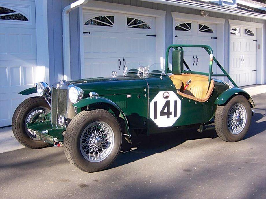 1952 MG \