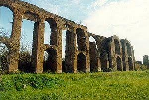 Acquedotto Acqua Marcia.L Acquedotto Marciano Costruito Nel 144 A C Correva Per 9