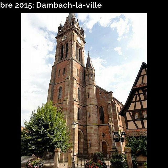 Sélection Prestige Ma Cave Octobre 2015: Dambach-la-ville, au Nord de Sélestat! #vin #alsace #wine #aoc #aop #fresh #architecture #dambach #france #macave