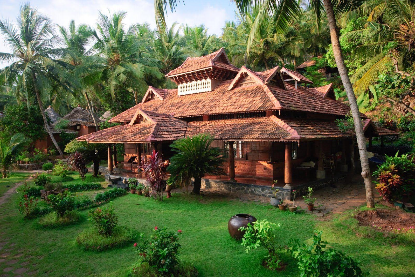 Kalari Kovilakom Yoga Resort, Kerala
