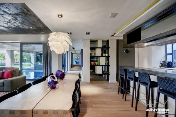 luxus küche moderne designer wohnung in cape town Tisch Pinterest - küchen luxus design