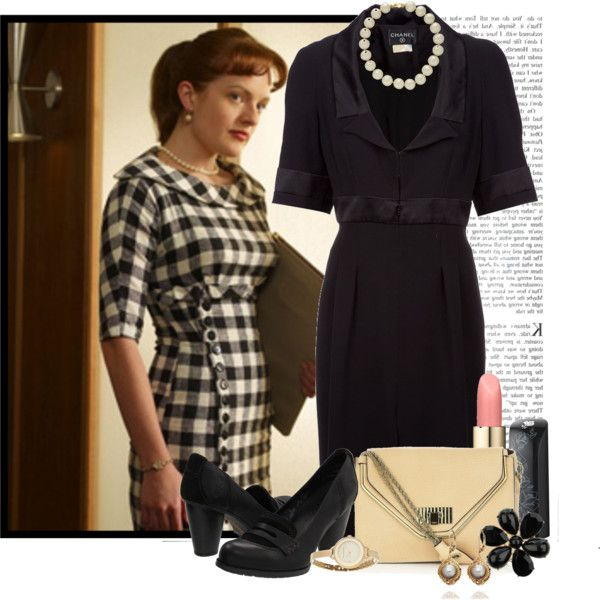 Mad Men 4, created by littlepinkfox.polyvore.com