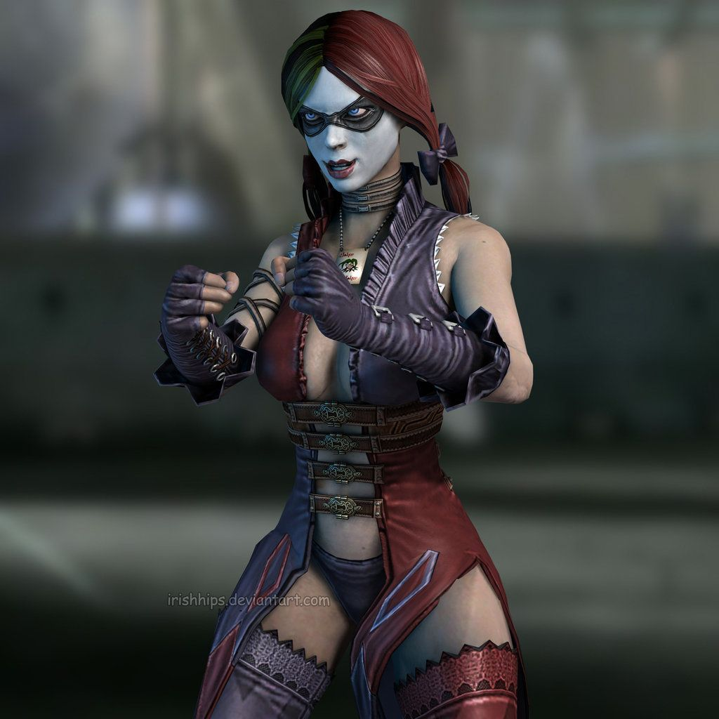 Injustice Gods Among Us Harley QuinnGodDc