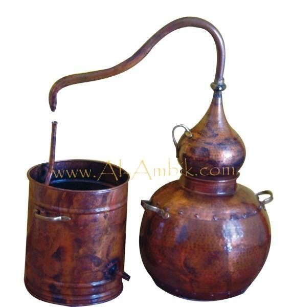 CopperGarden  decor still Alembik, 50 liters