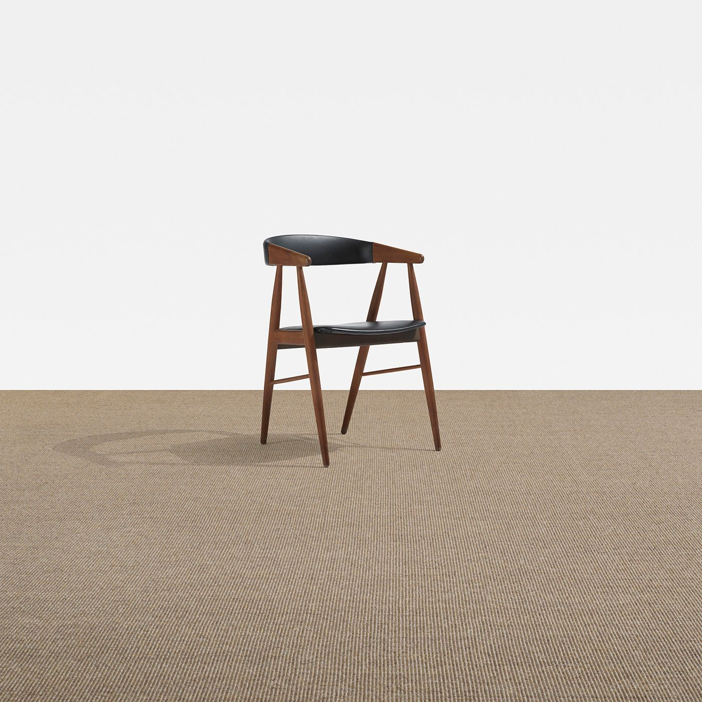 A Bender Madsen And Ejner Larsen Armchair