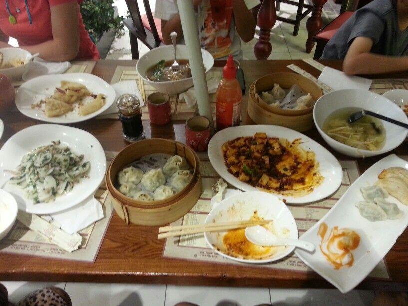 Chinese restaurant under david jones cbd brisbane