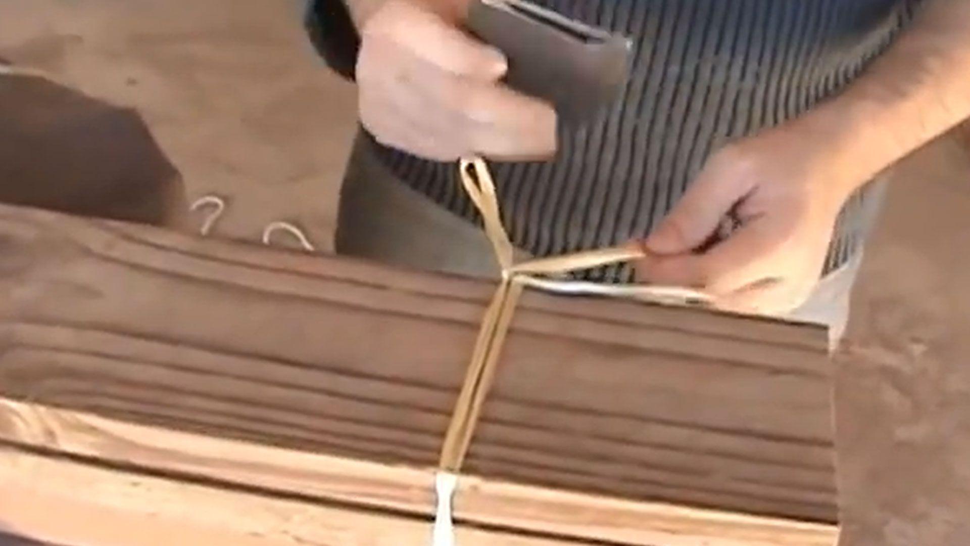 Quem sabe o que é um nó de feixe? Nesse vídeo aprenda a fazer o nó de feixe!