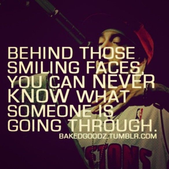Eminem quotes from songs behind those smiling faces you can never eminem quotes from songs behind those smiling faces you can never know what someone is going through altavistaventures Choice Image