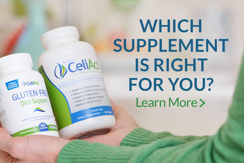 CeliAct Supplements - Optimizing Health for People with ...