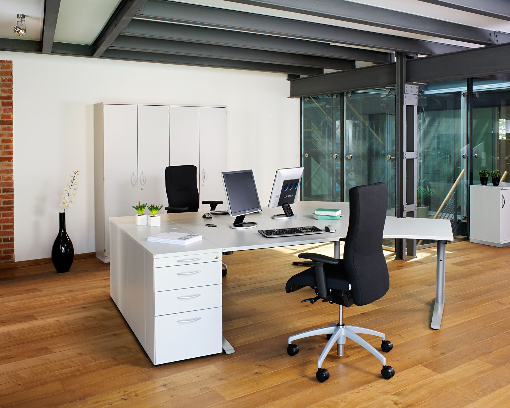 Stylishly Cool Office Furniture Designs for Awesome
