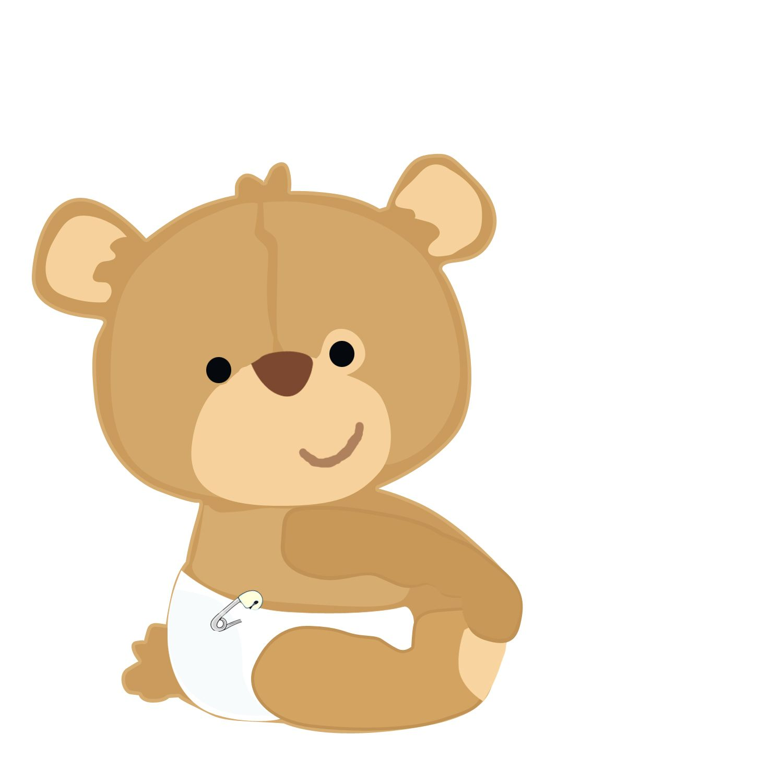 Baby Shower Teddy Bear
