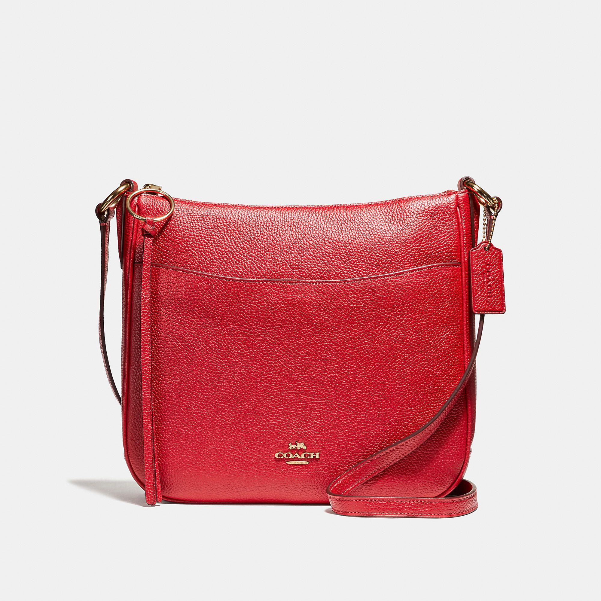 dad9afcc37f513 Coach Chaise Crossbody | Products | Minimalist bag, Bags, Handbag ...