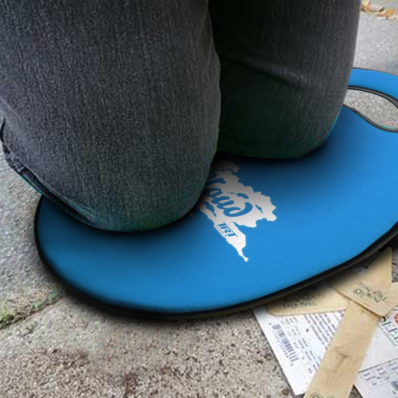 KNEE CLOUD - Memory Foam Kneeling Pad- For Garden, Bathtub, Yoga ...