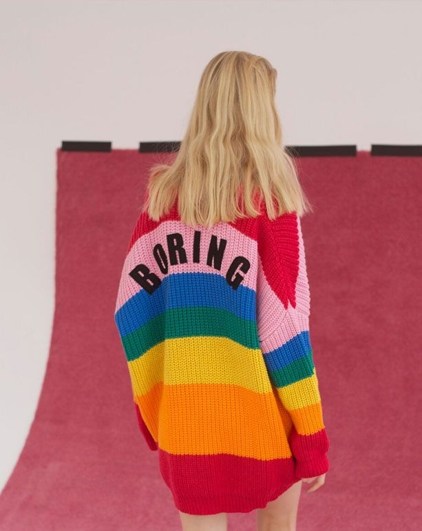 Pin By Amanda Deprez On Colorful Fashion Sweaters Sweaters For