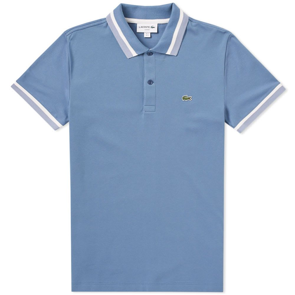 8a16f26be96 LACOSTE LACOSTE TIPPED POLO. #lacoste #cloth # | Lacoste Men in 2019 ...
