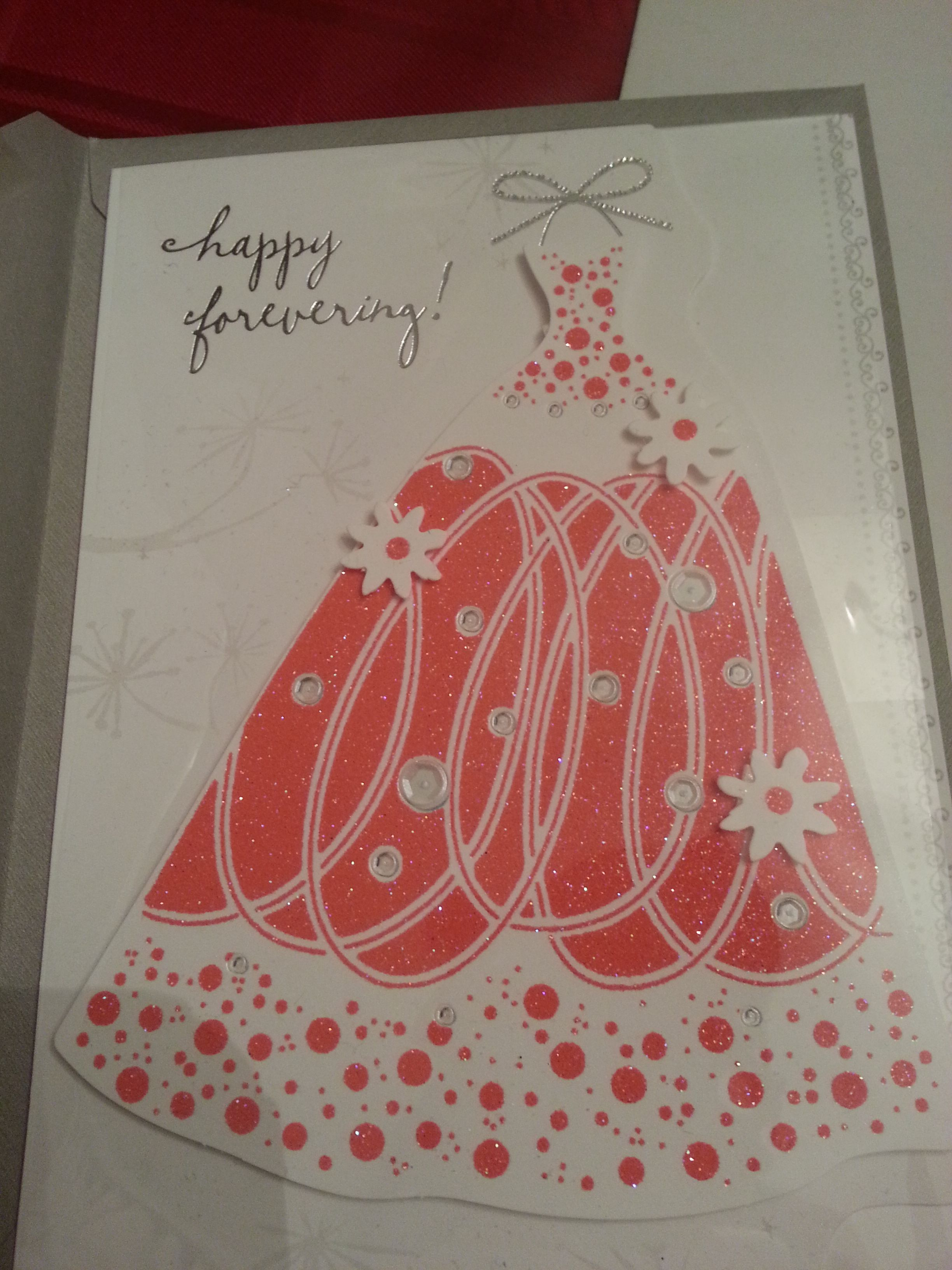 Papyrus - happy forevering | card making | Pinterest