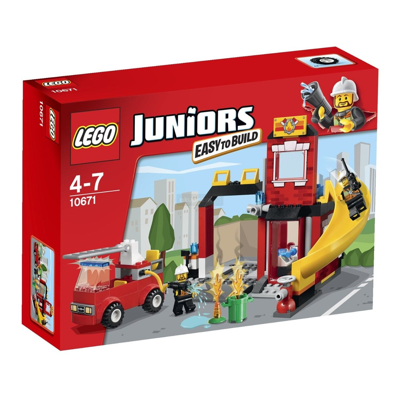 Lego Juniors Alarm Pożarowy 10671 At Poznań
