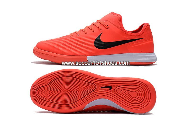 on sale 362c3 60df9 Nike Men s MagistaX Finale II IC Indoor Soccer Football Shoes Watermelon  Red  73.00