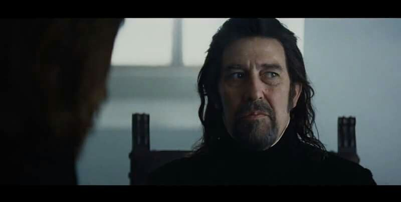 Ciarán Hinds in Silence (from the trailer)