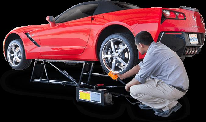 Quickjack Portable Car Lift Jack Auto Tools Portable Car Lift