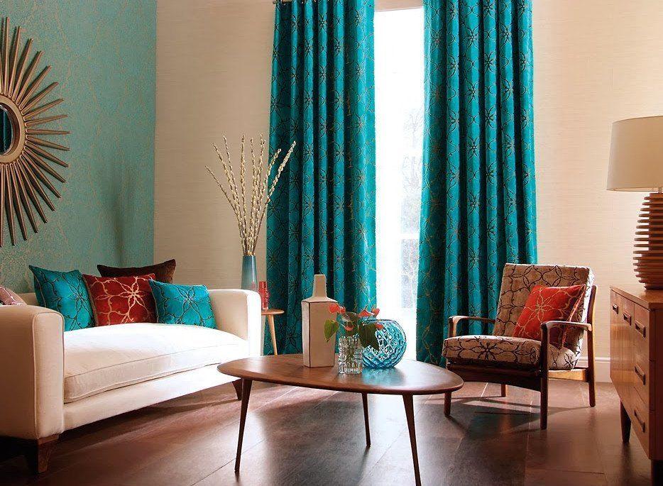 Image Result For Teal Oak And Beige Living Room Living Room Orange Teal Living Rooms Curtains Living Room