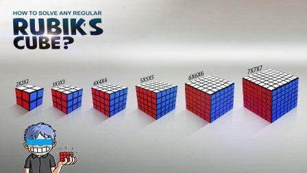 How to Solve 5x5x5 Rubik's Cube Sponsored Design puzzle