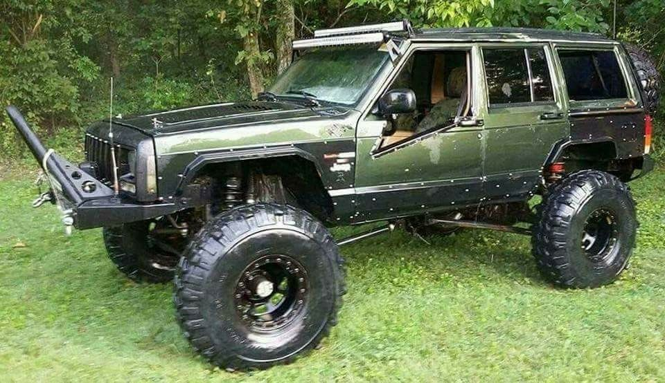Jeep Crawler Jeep Cherokee Xj Jeep Zj Jeep Cherokee
