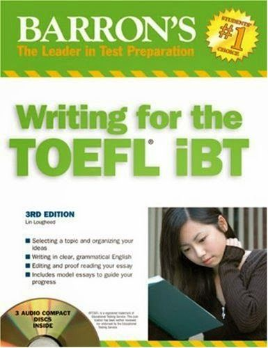 10th pdf edition toefl barrons