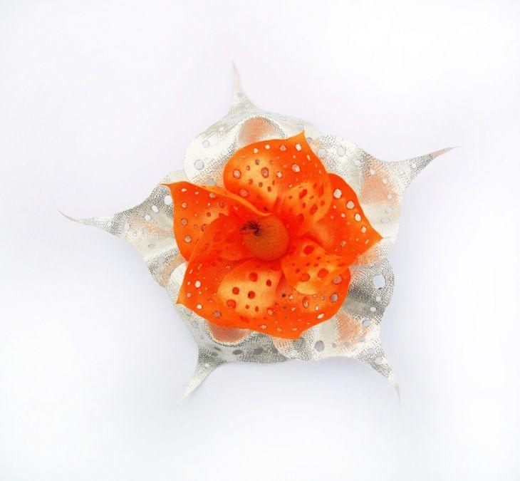 Броши-цветы от Анири Кинтевс (фотоподборка) / Детали / ВТОРАЯ УЛИЦА
