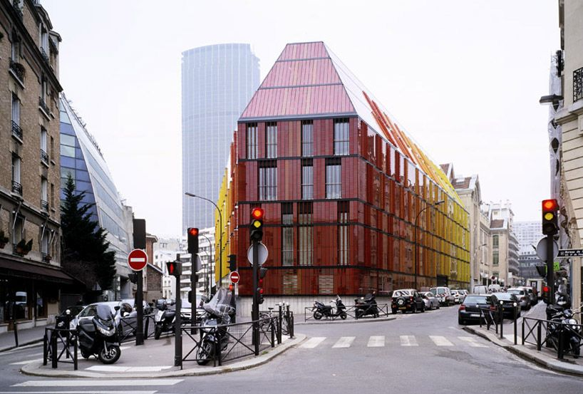 AS.architecture studio: novancia business school