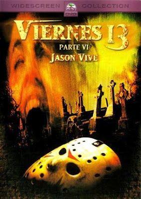 Viernes 13 Parte 6 Jason Vive Online 1986 Peliculas Online