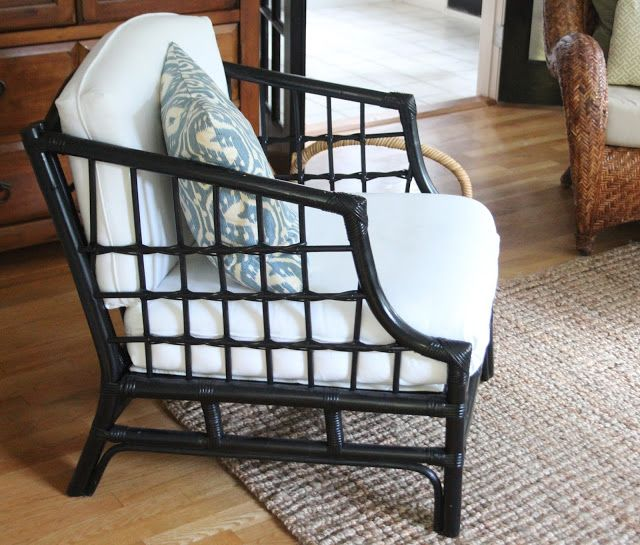 Chair Makeover, Furniture Makeover