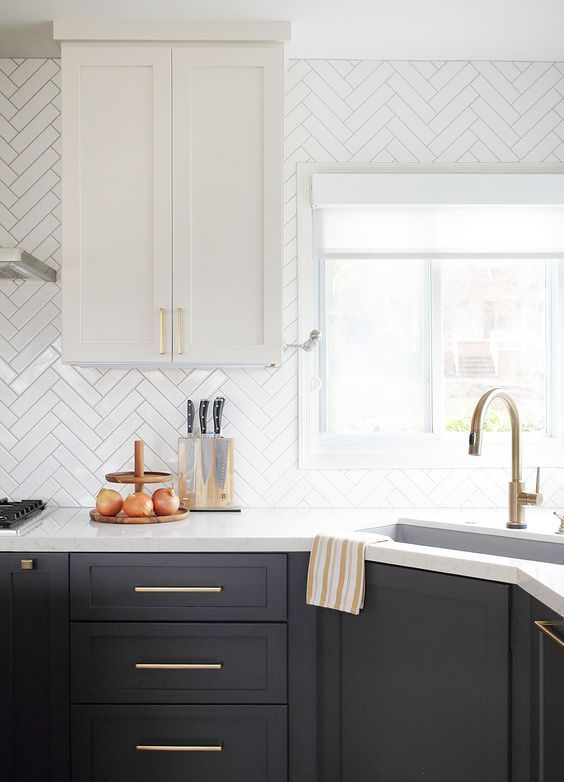 Move Over, Subway Tile: 7 Inexpensive (and Timeless) Backsplash Ideas