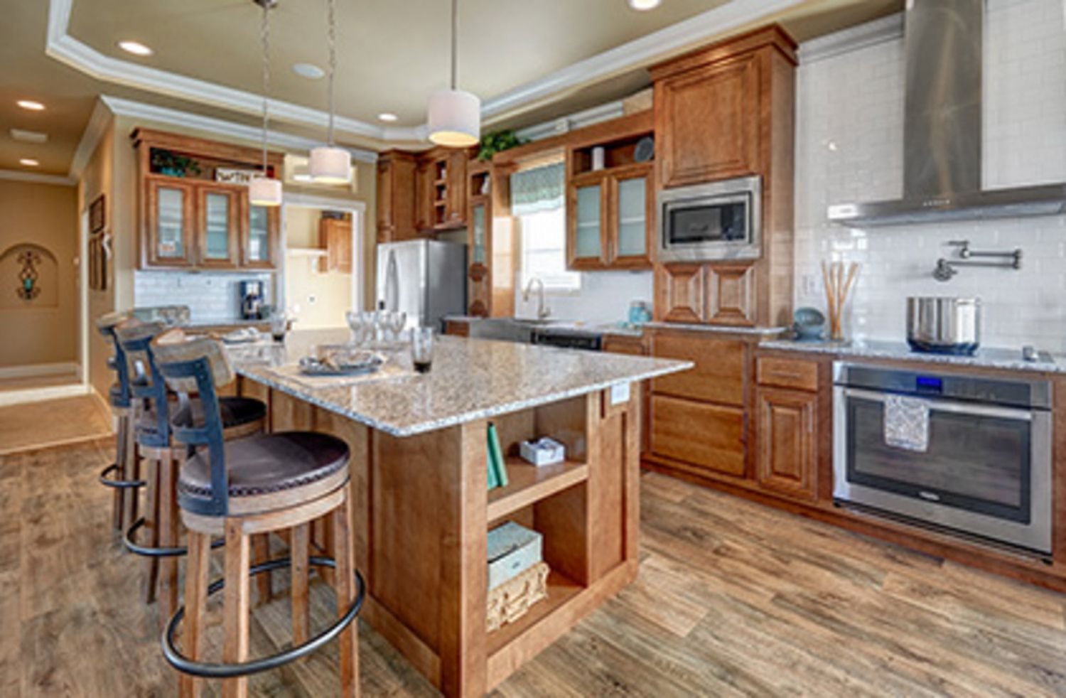 pin by annora on modern kitchen design low budget mobile home rh pinterest com