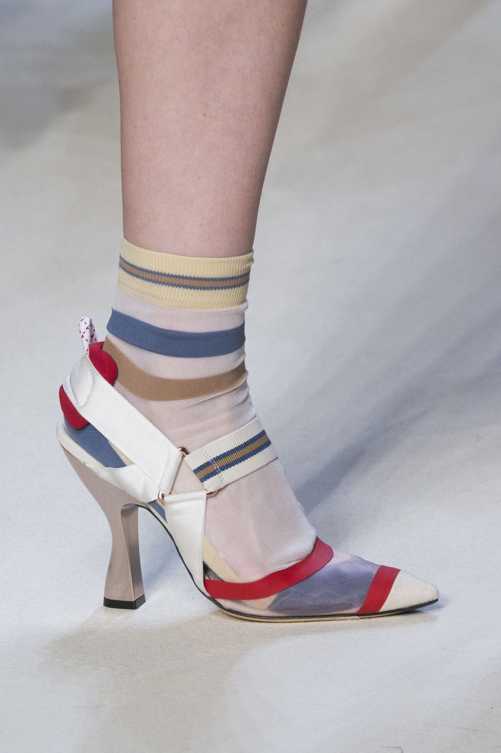 The Hottest Spring 2018 Shoes From The Runways | Pantlouc ...