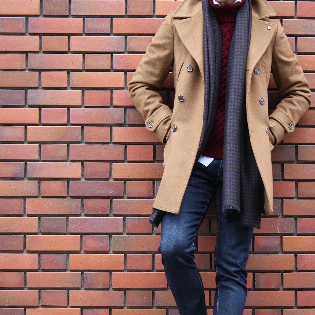 une tenue d 39 hiver casual id ale pour le week end avec un. Black Bedroom Furniture Sets. Home Design Ideas