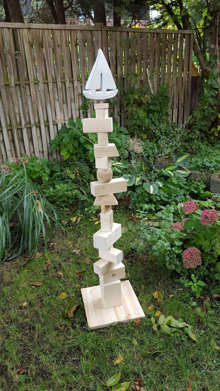 Gluckswachter Diy Set Ohne Gewindestange Stab Gartendekoration Traumgarten Gartenkugeln