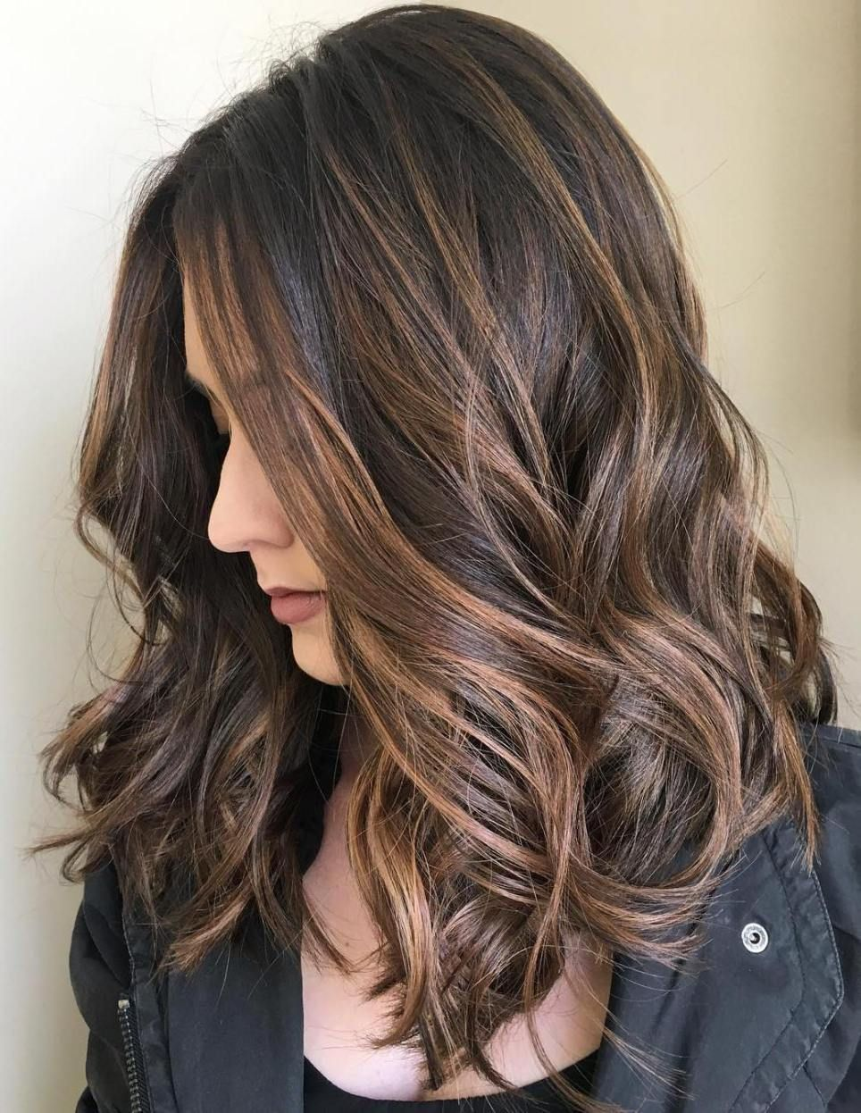 flattering balayage hair color ideas for hairstyles to