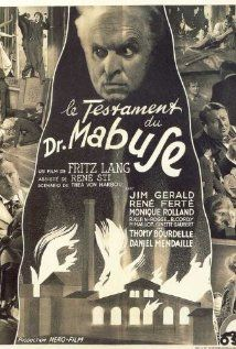 Download The Last Will of Dr. Mabuse Full-Movie Free