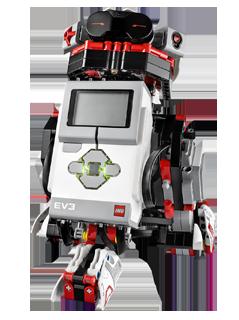 LEGO com EV3 - EV3 Fan Made Bonus Robots - EV3D4   Um, I Think Your