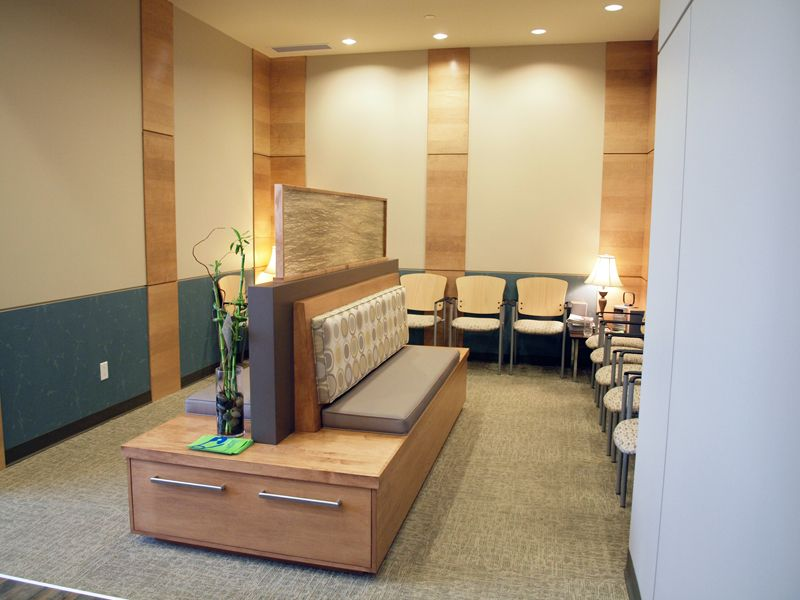 Comfortable and Beautiful Doctor Clinics Interior Design | Dent ...